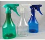 15oz. Spray Bottle Classic Cube In Assorted Colors
