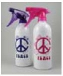 16oz. Spray Bottle Peace Design Magnum