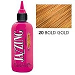 Jazzing Hair Color 20 Bold Gold