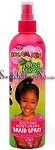African Pride Dream Kids Olive Miracle Moisturizing Braid Spray 12oz