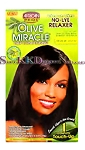 African Pride Olive Miracle Touch Up Regular Relaxer