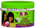 Africa's Best Kids Organics Olive Oil Gro Strong Triple Action Growth Stimulating Therapy 7.5oz