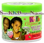 Africa's Best Kids Organics Olive Oil Soft Hold Styling Pomade 4oz