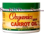 Africa's Best Organics Olive Oil Carrot Oil 7.5oz