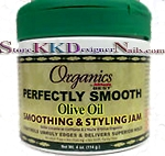 Africa's Best Organics Olive Oil Perfectly Smooth Smoothing & Styling Gel 4oz