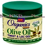 Africa's Best Organics Olive Oil Twist & Loc Gel 15oz