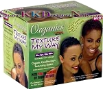 Africa's Best Organics Texture My Way Organic Conditioning Texturizing System