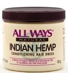 All Ways Natural Indian Hemp Hair Dressing