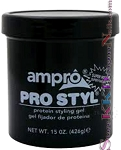 Ampro Pro Styl Protein Styling Gel Super Hold 15oz
