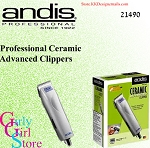 Andis Ceramic Advanced Professional Hair Clipper 21490