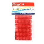 Annie SelfGrip Roller Red 3 inch