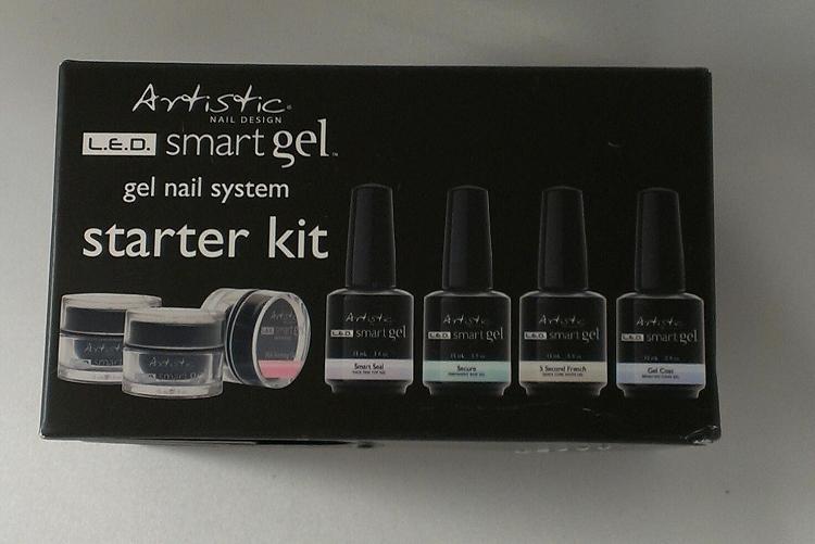 Artistic Led Uv Smart Gel Starter Kit