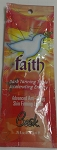 Bask Faith Dark Tanning Triple Accelerating Energy 0.75oz Limited Time Offer