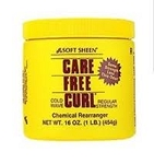 Soft Sheen & Carson Care Free Curl Chemical Rearranger Regular 16oz