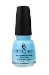 China Glaze Nail Polish Bahamian Escape