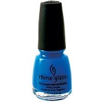 China Glaze Nail Polish Blue Sparrow