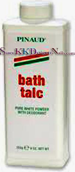 Clubman Pinaud Bath Talc Pure White Powder With Deodorant