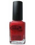 Color Club Nail Polish #115 Cadillac Red