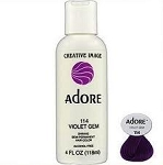 Creative Image Adore Shining Semi-Permanent Hair color #114 Violet Gem