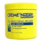 Creme Of Nature no Base Creme Relaxer Mild