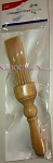 Eden Wooden Handle Neck Dust Brush long
