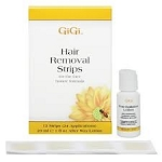 GIGI Hair Removal Strips For The Body 12 strips 24 appllications