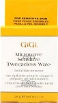 GIGI Sensitive Tweezeless Wax Microwave 1 oz.