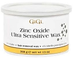 GIGI Zinc Oxide Ultra Sensitive Wax 13 oz.