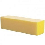 Cuccio Gold Buffing Block 320 Grit
