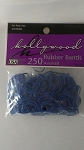 Hollywood Rubber Bands  Small 250 ct