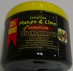 Jamaican Mango & Lime Black Castor Oil Hair Food 6oz