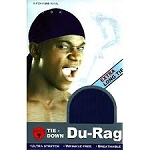 King J Tie Down DuRag Blue
