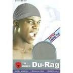 King J Tie-Down DuRag Grey