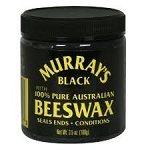 Murray's Black Bees Wax 4oz
