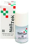 Nail Tek Protection Plus III For Dry Brittle Nails .5 oz.