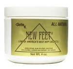 New Feet 4oz