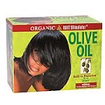 Organic  Root Stimulator Olive Oil Relaxer Normal