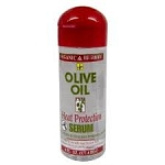 Organic Root Stimulator Olive Oil Heat Protection Serum