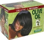 Organic Olive Oil Relaxer Extra Strenth