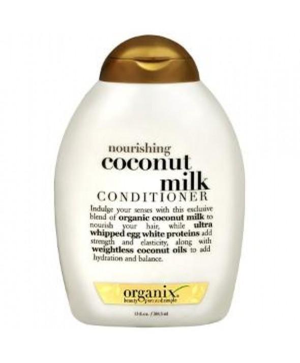 Organix Nourishing Coconut Milk Conditioner 13 Oz