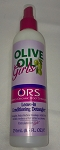 Organic Root Stimulator Olive Oil Girls Leave In Conditioning Detangler