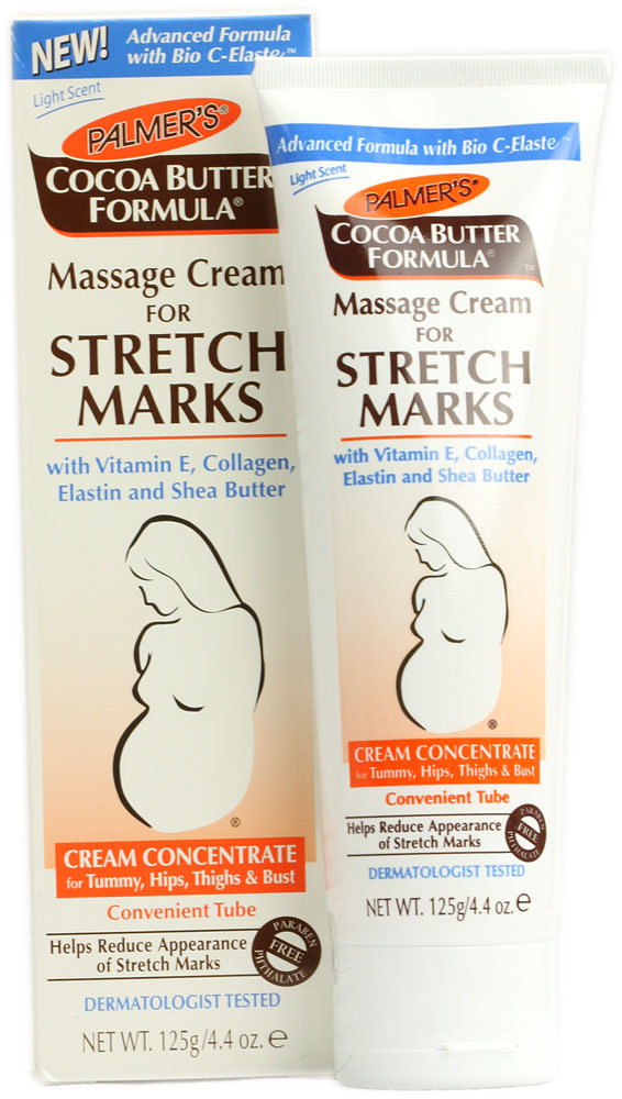 Stretch marks massage