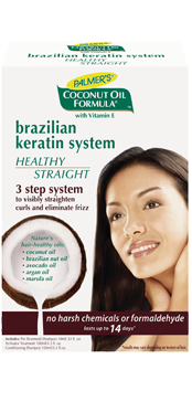 Palmers keratin treatment review