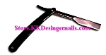 Professional Hair Shaver/ Shaper Black Handle
