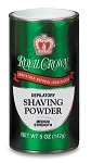 Royal Crown Shaving Powder Medium Strength