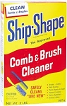 Ship-Shape Powder Comb and Brush Cleaner 2lb.