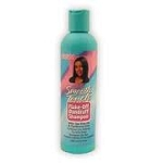 Pink Smooth Touch Flake-Off Dandruff Shampoo with Tea Tree Oil & Pyrithione Zinc