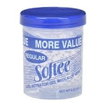 Softee Regular Curl Activator Gel  8oz