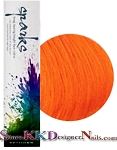 Sparks Long Lasting Hair Color Orange Crush 3oz