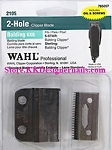 Wahl Balding  6x0 Replacement Blade for 5 Star, Sterling